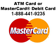MasterCard Information