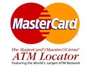 MasterCard ATM Locator